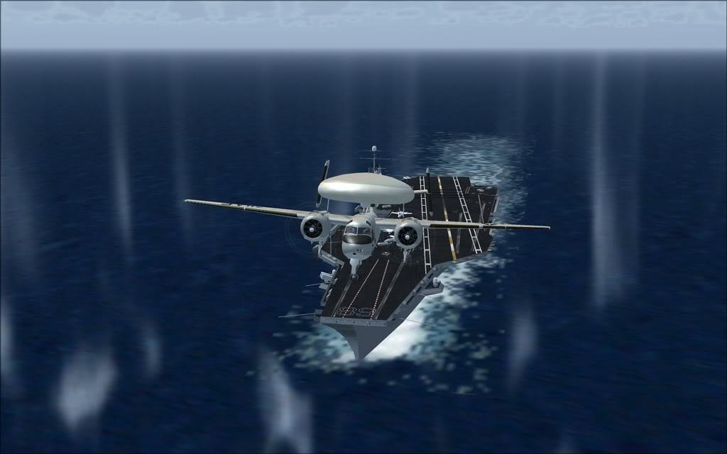 Grumman  E1B Tracer ao largo do Vietnam Grumman_Tracer06