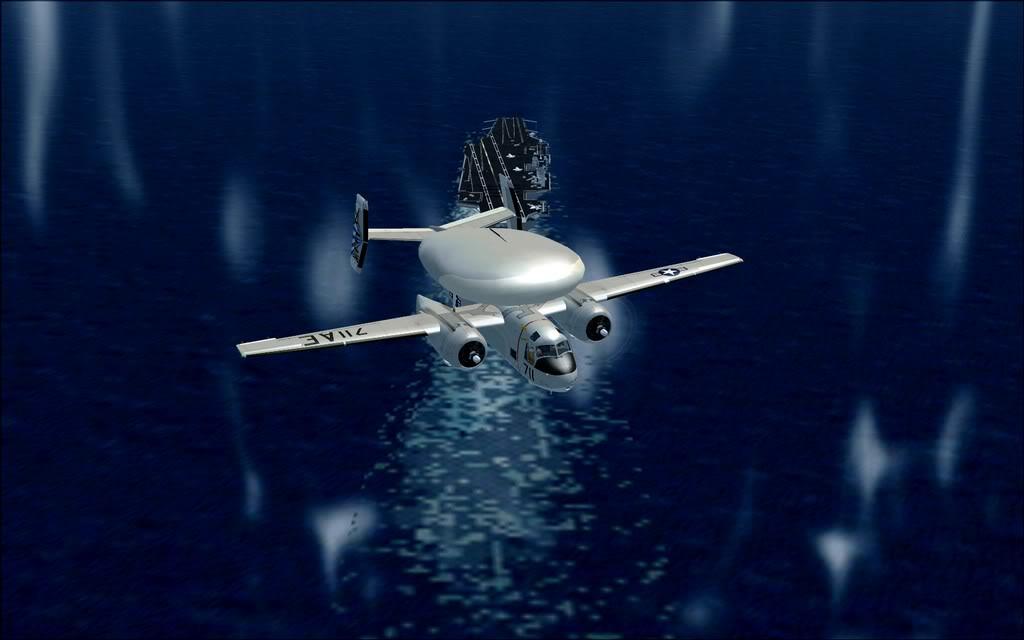 Grumman  E1B Tracer ao largo do Vietnam Grumman_Tracer07