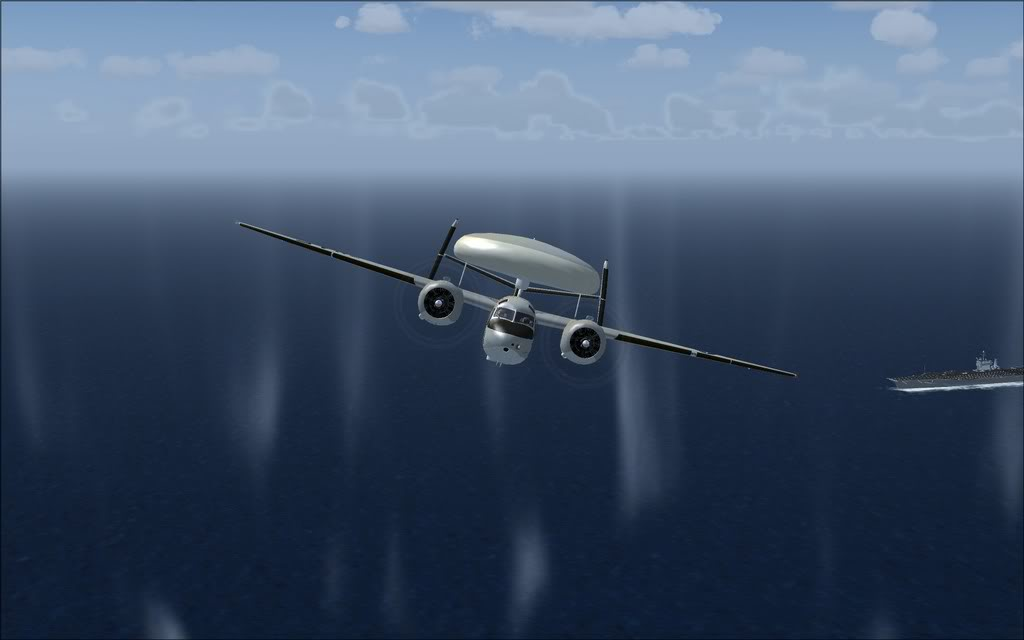 Grumman  E1B Tracer ao largo do Vietnam Grumman_Tracer08