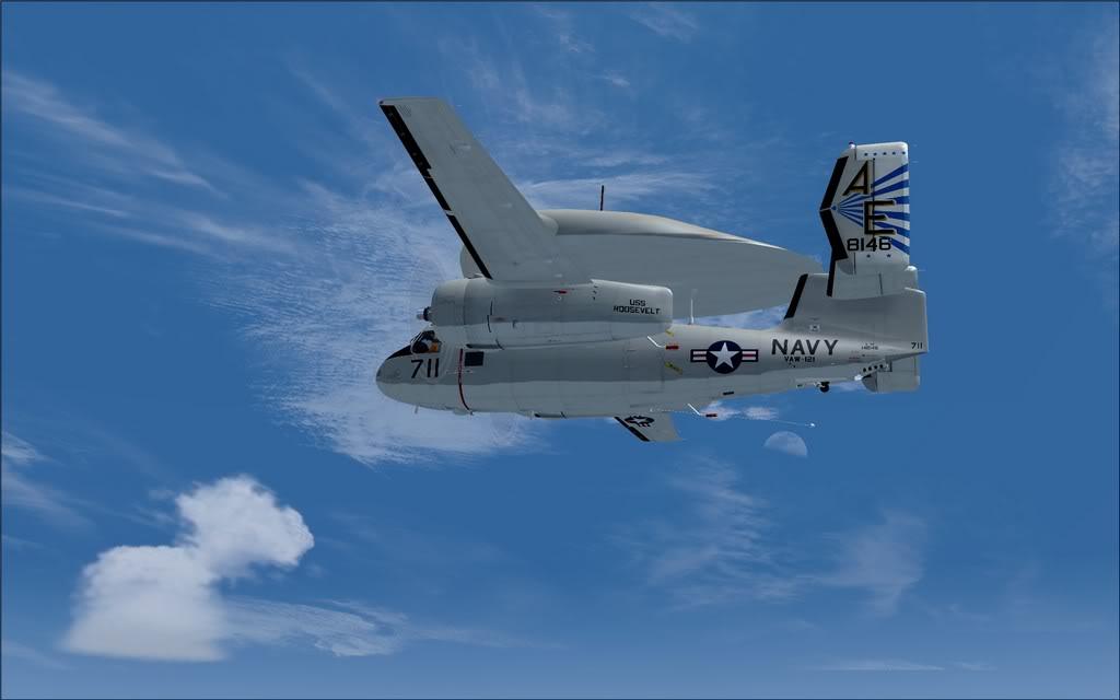 Grumman  E1B Tracer ao largo do Vietnam Grumman_Tracer15