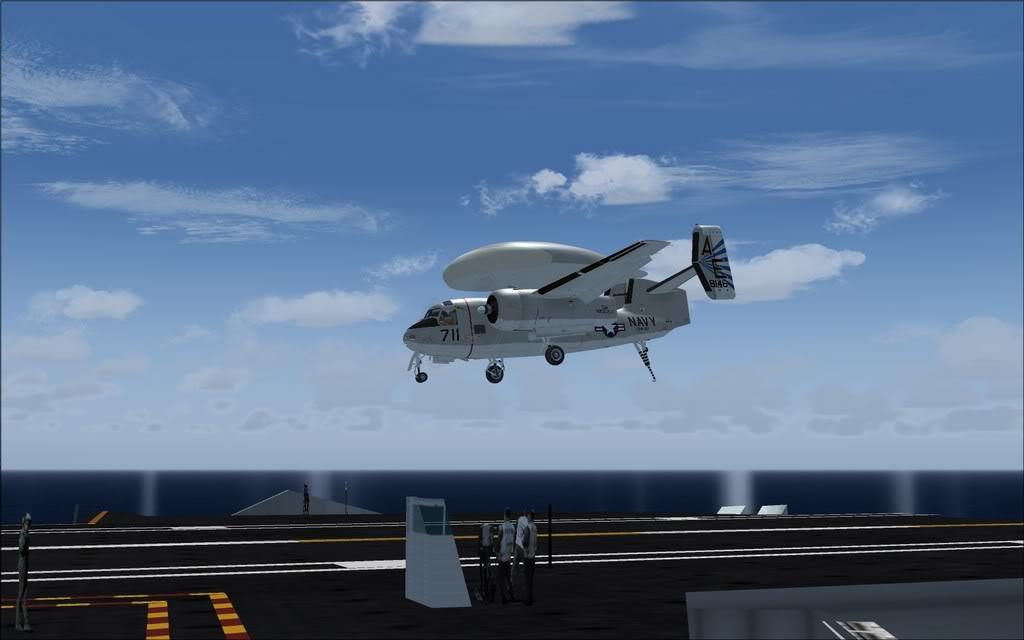 Grumman  E1B Tracer ao largo do Vietnam Grumman_Tracer18