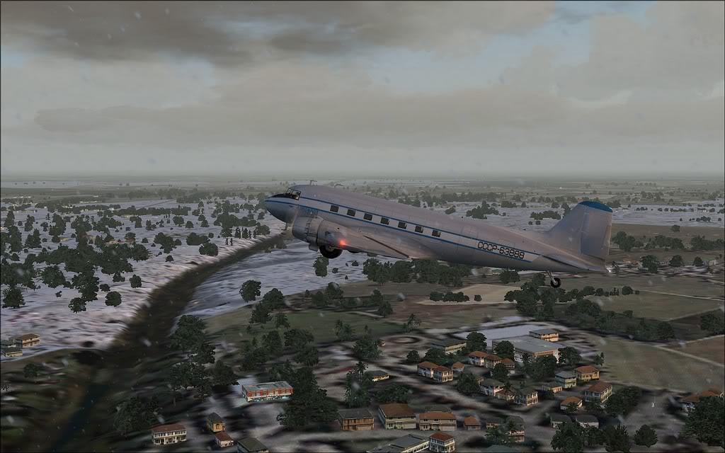 [FS9] LISUNOV LI 2 voando de Astrakhan para Atyrau Lisunov03