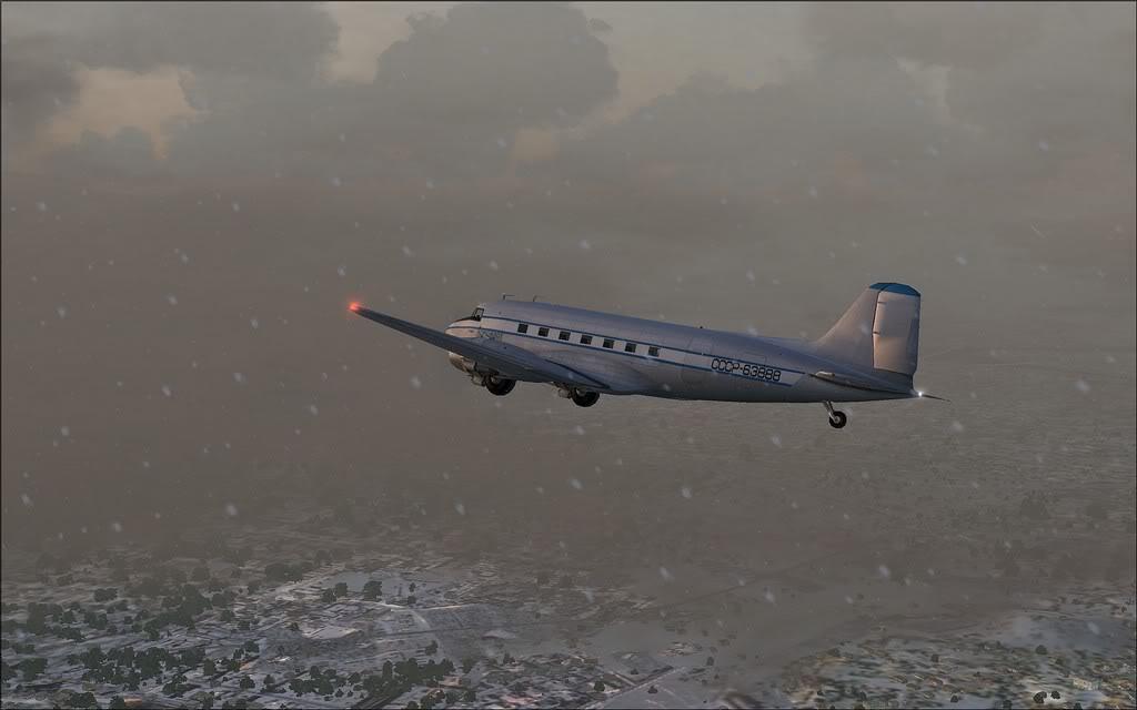 [FS9] LISUNOV LI 2 voando de Astrakhan para Atyrau Lisunov07