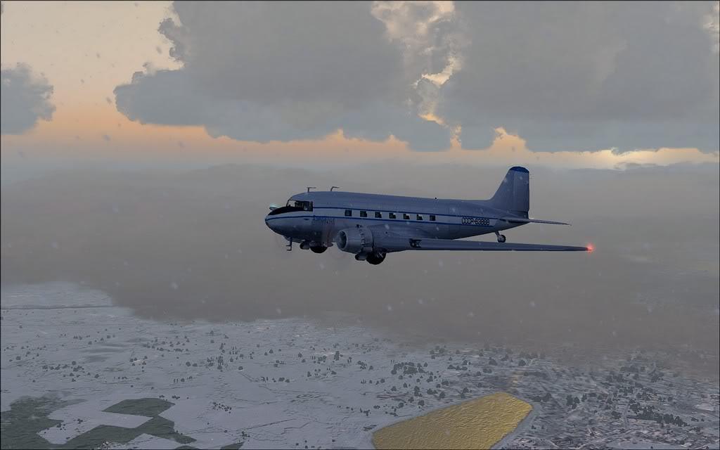 [FS9] LISUNOV LI 2 voando de Astrakhan para Atyrau Lisunov08