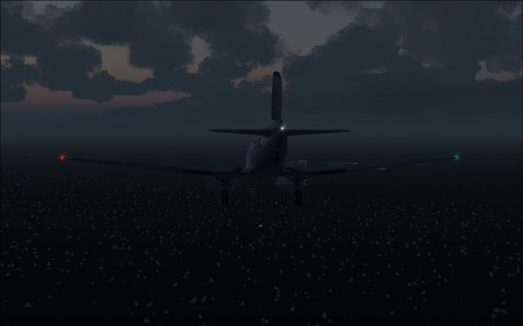 [FS9] LISUNOV LI 2 voando de Astrakhan para Atyrau PC1-2010-sep-28-007