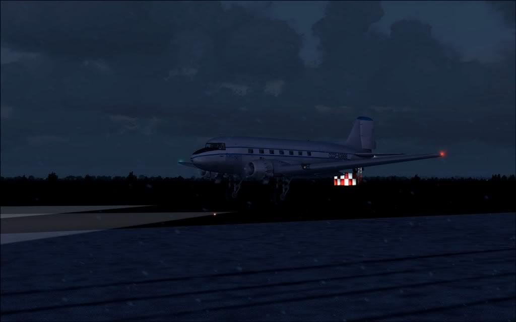 [FS9] LISUNOV LI 2 voando de Astrakhan para Atyrau PC1-2010-sep-28-008