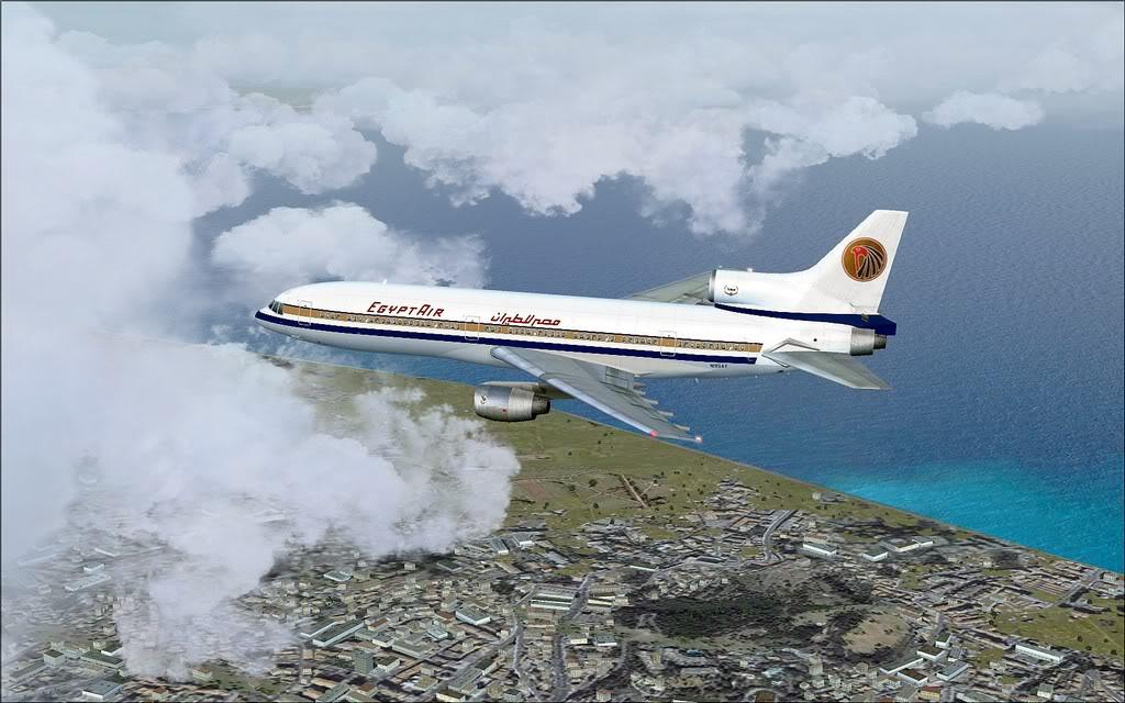 [FS9] - Lockheed L1011-200 da Egipt Air - Alexandria para Larnaca L1011EgiptAir08