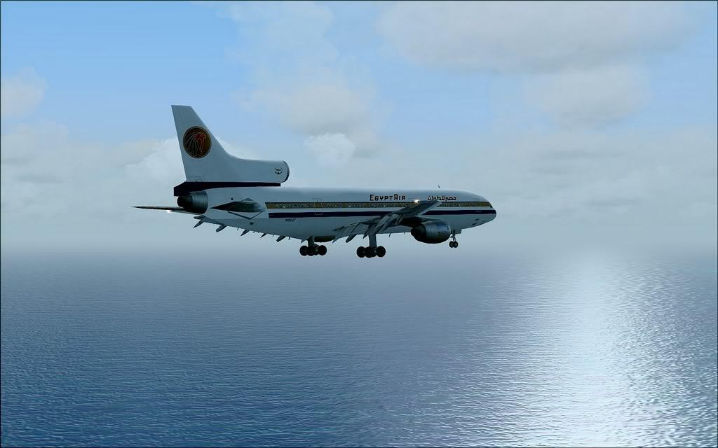 [FS9] - Lockheed L1011-200 da Egipt Air - Alexandria para Larnaca L1011EgiptAir11