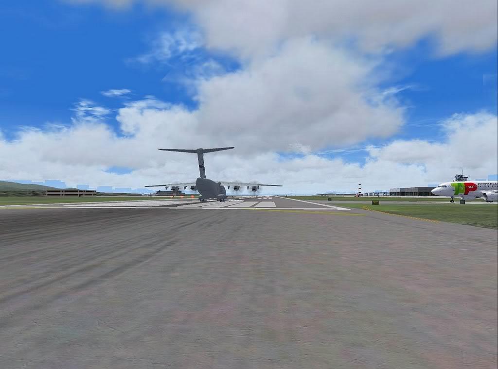 [FS9] - A400M USAF- Voo das Lajes para Lisboa A40002