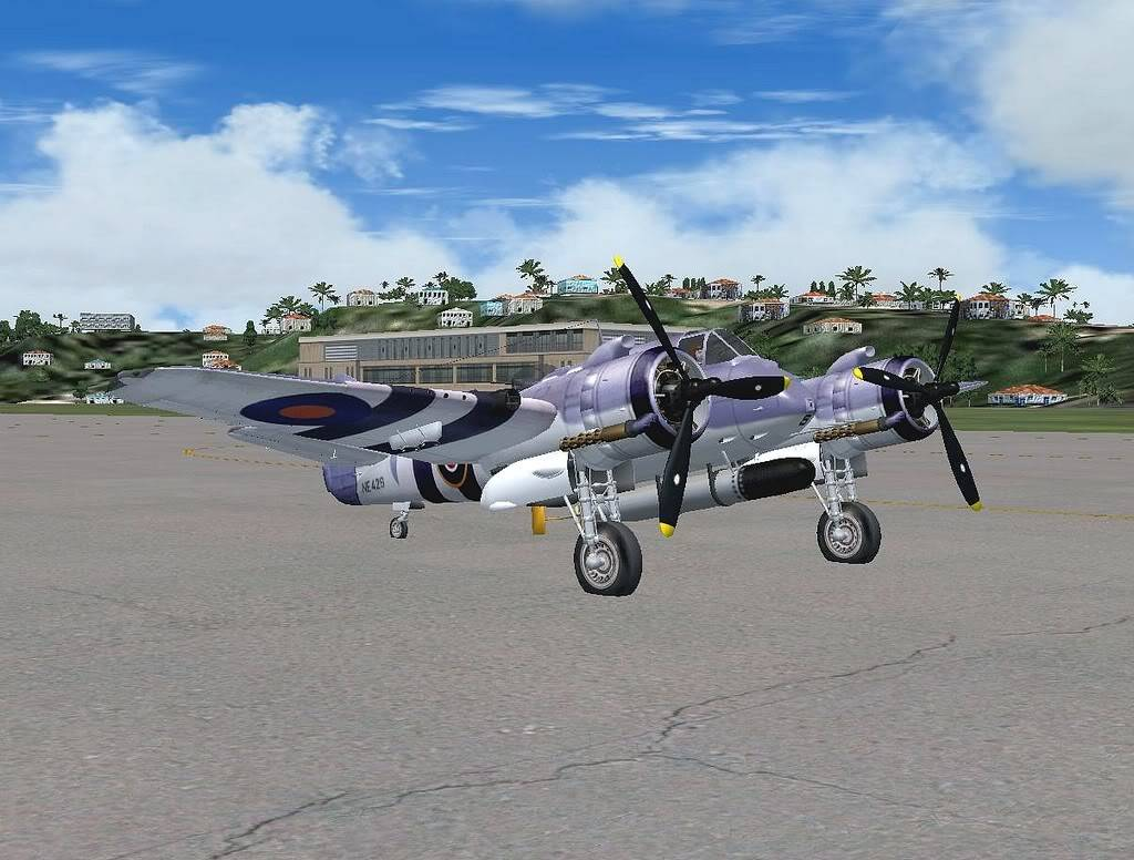 [FS9] Bristol Beaufighter TF MkV (Turbeau) Beaufighter01
