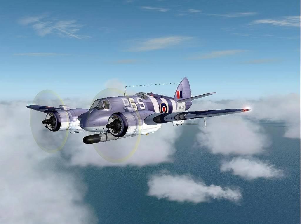 [FS9] Bristol Beaufighter TF MkV (Turbeau) Beaufighter06