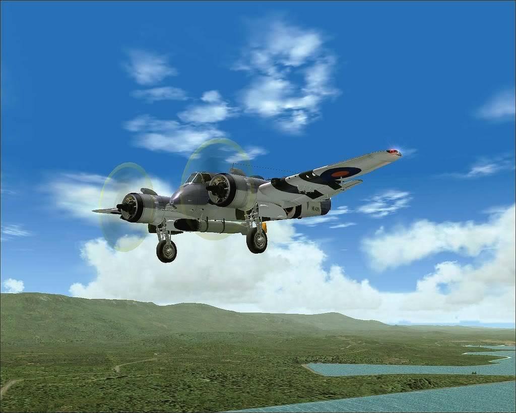 [FS9] Bristol Beaufighter TF MkV (Turbeau) Beaufighter13