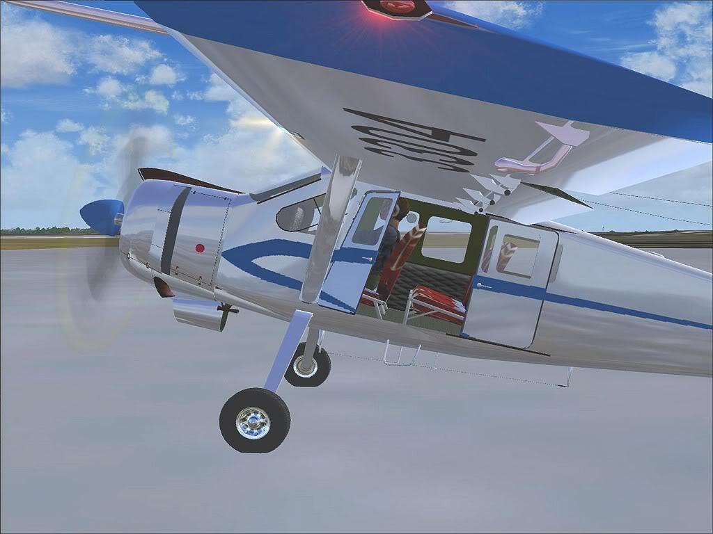 [FS9] - Max Holste Broussard voando de BA Beja para BA Ovar Broussard02