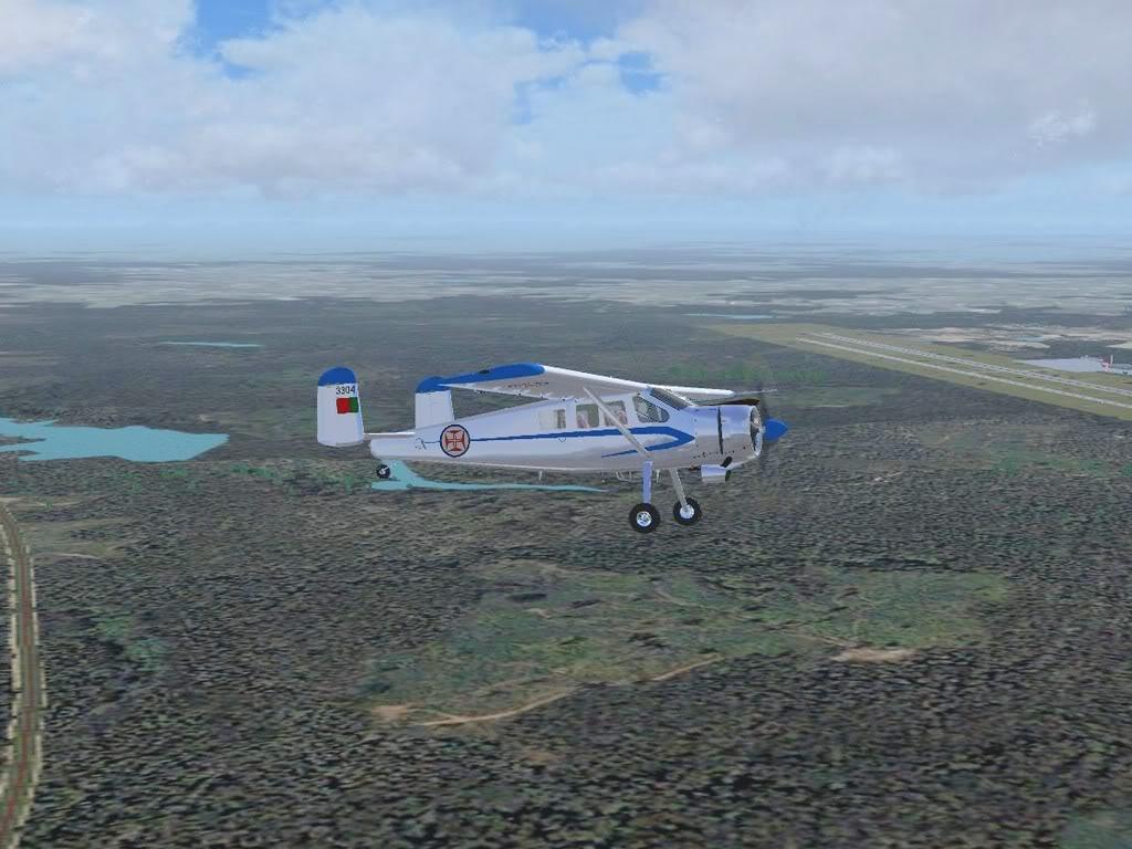 [FS9] - Max Holste Broussard voando de BA Beja para BA Ovar Broussard05
