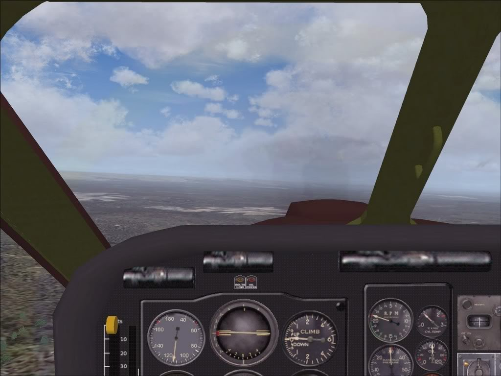 [FS9] - Max Holste Broussard voando de BA Beja para BA Ovar Broussard06