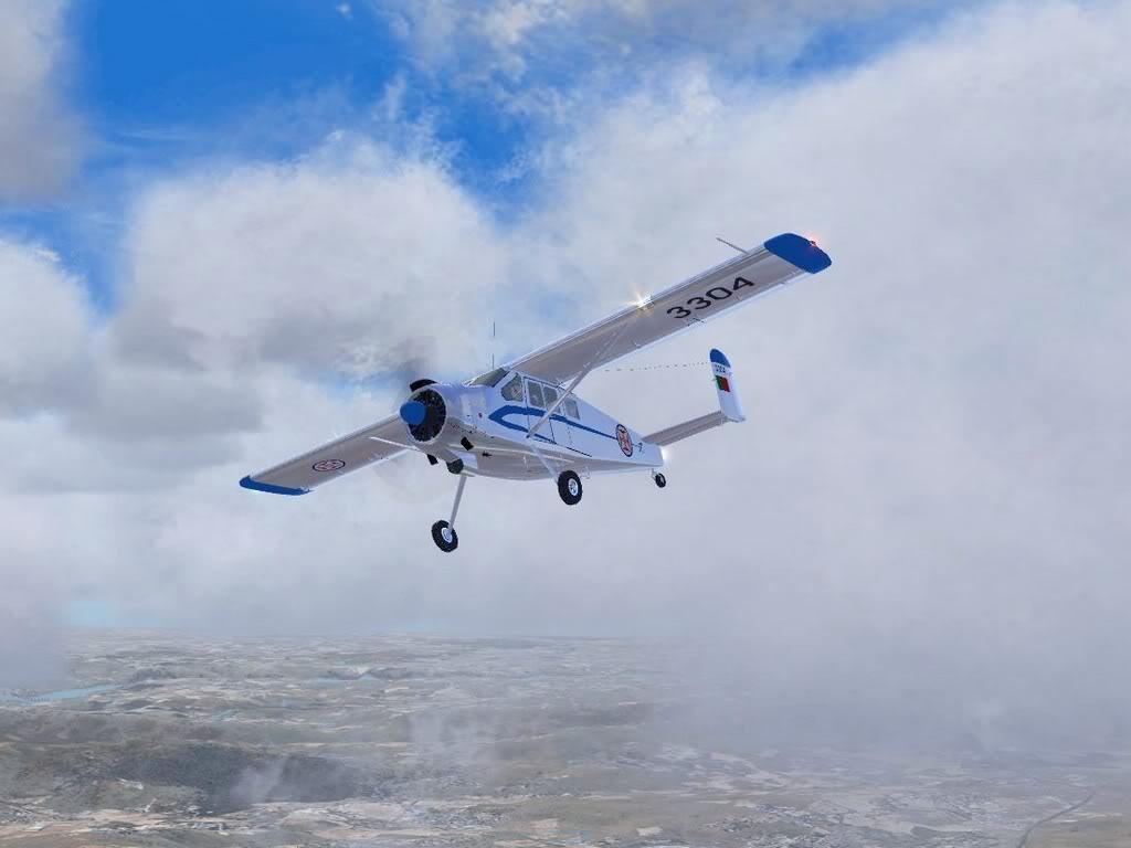[FS9] - Max Holste Broussard voando de BA Beja para BA Ovar Broussard08