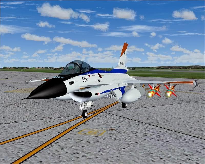 [FS9] Mitsubishi F-2A em Leuchars AB Air Show F2_Mitsubishi04