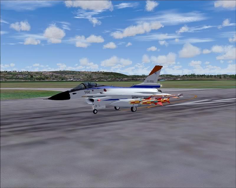 [FS9] Mitsubishi F-2A em Leuchars AB Air Show F2_Mitsubishi05