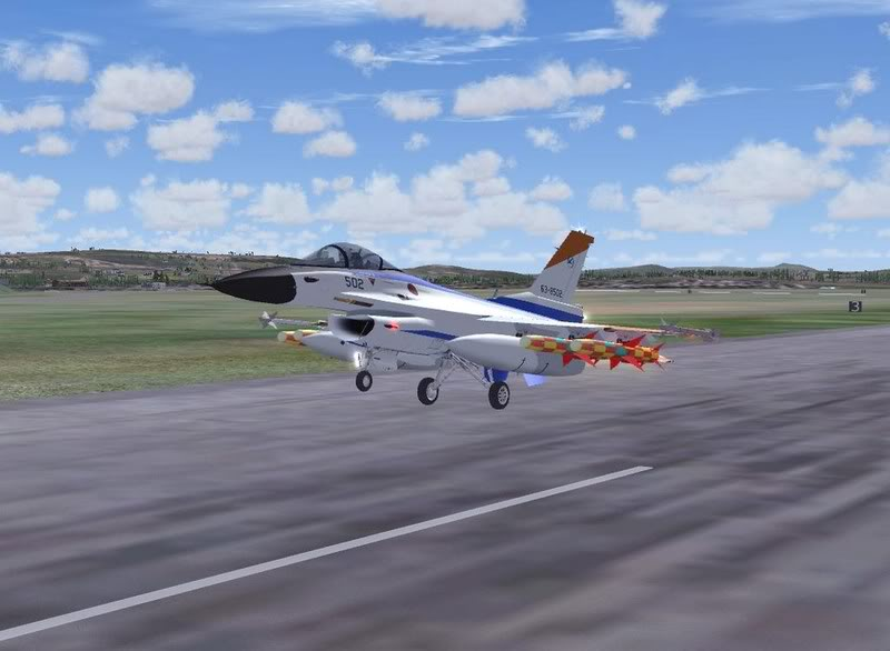 [FS9] Mitsubishi F-2A em Leuchars AB Air Show F2_Mitsubishi09