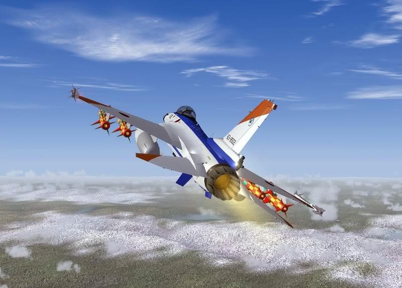 [FS9] Mitsubishi F-2A em Leuchars AB Air Show F2_Mitsubishi19