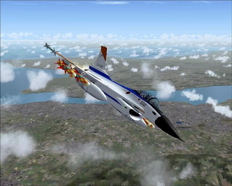[FS9] Mitsubishi F-2A em Leuchars AB Air Show F2_Mitsubishi20