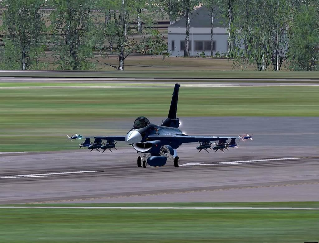 [FS9] Mitsubishi F-2A em Leuchars AB Air Show Screenshot250