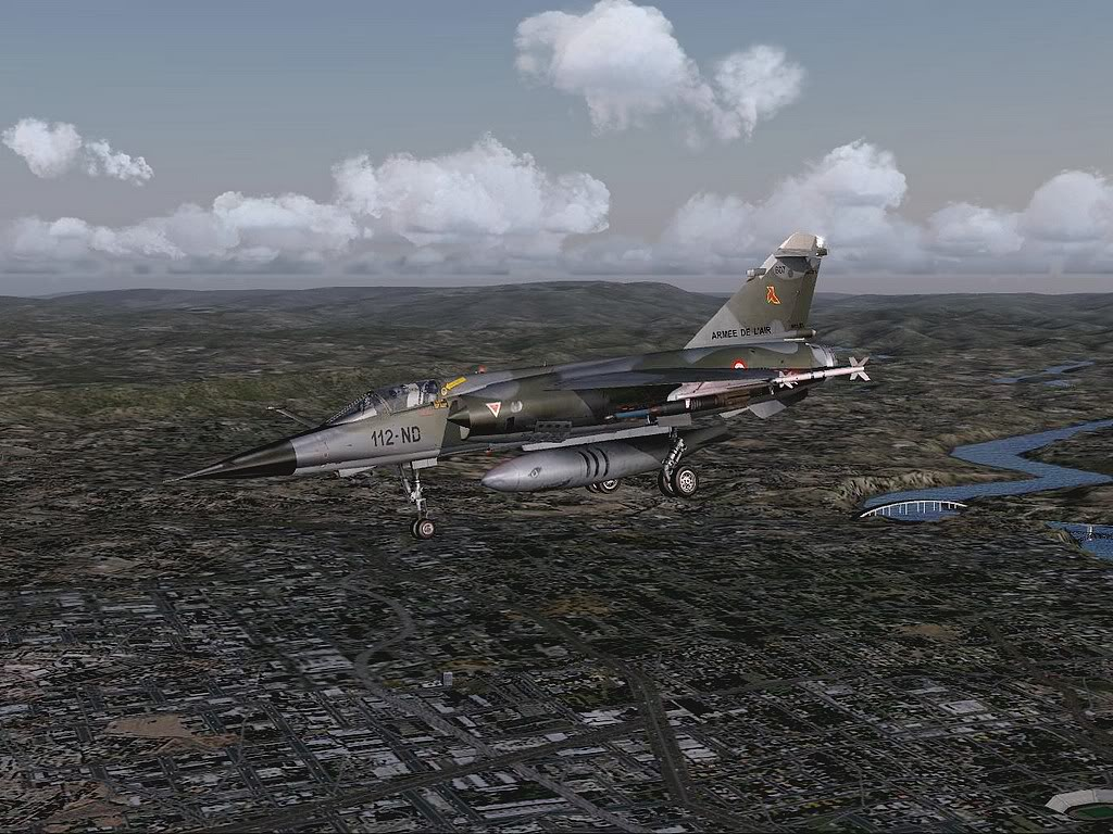 [FS9] - Mirage F1CR - Voando na costa Oeste de Portugal MirageF1CR17