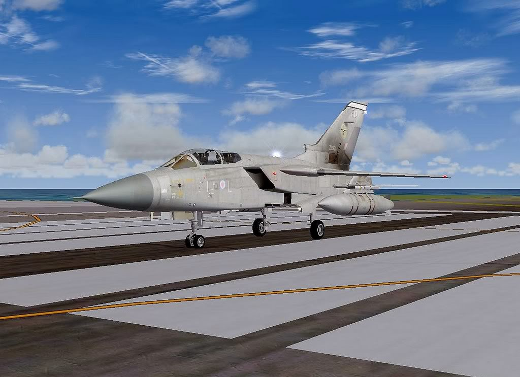 [FS9] Panavia Tornado Screenshot352