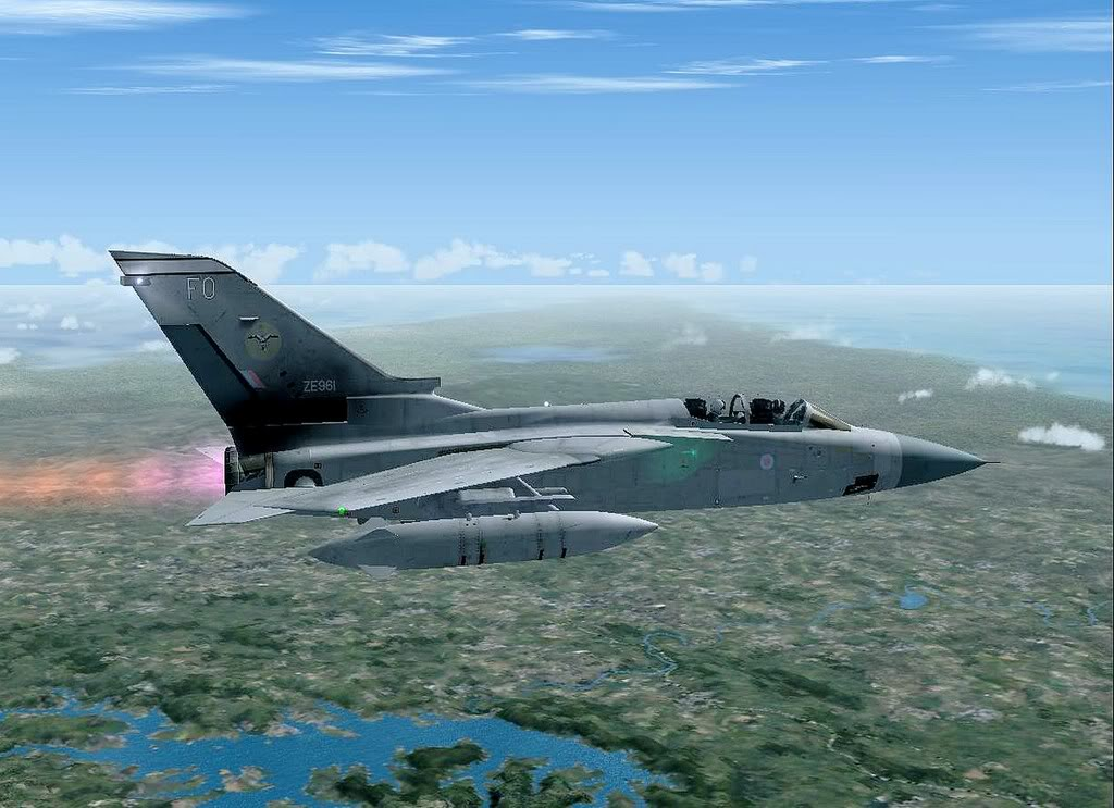 [FS9] Panavia Tornado Screenshot353