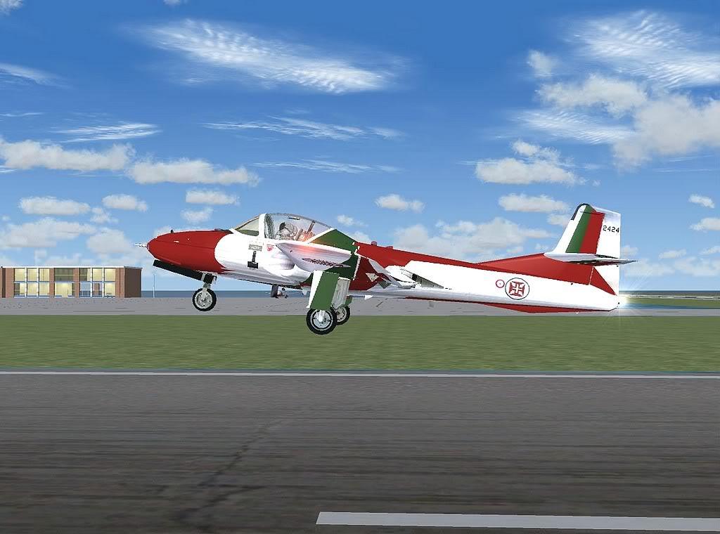 [FS9] - T-37C -  Asas de Portugal (FAP) T-37FAP02
