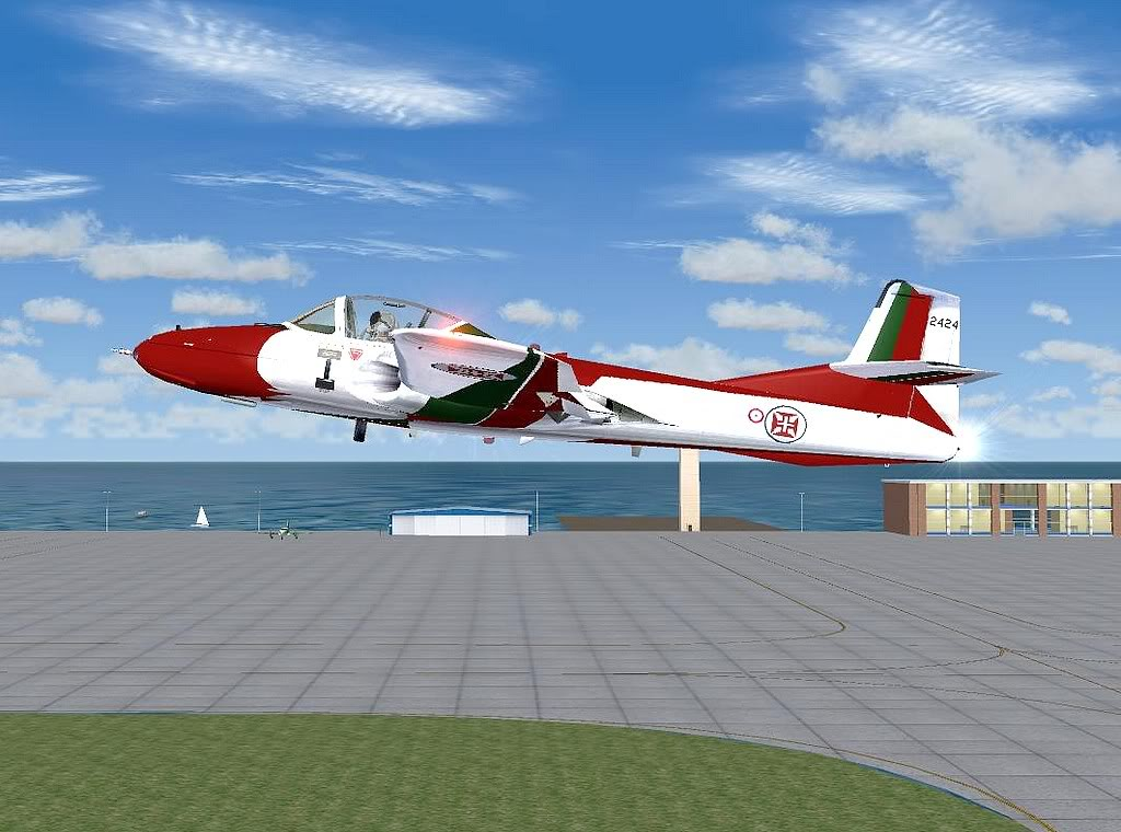[FS9] - T-37C -  Asas de Portugal (FAP) T-37FAP03