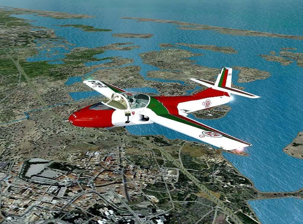 [FS9] - T-37C -  Asas de Portugal (FAP) T-37FAP05