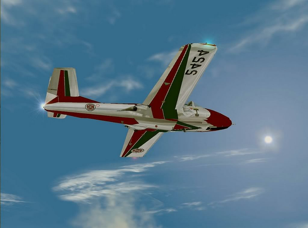 [FS9] - T-37C -  Asas de Portugal (FAP) T-37FAP07
