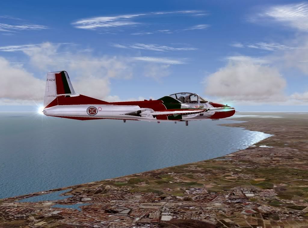 [FS9] - T-37C -  Asas de Portugal (FAP) T-37FAP08
