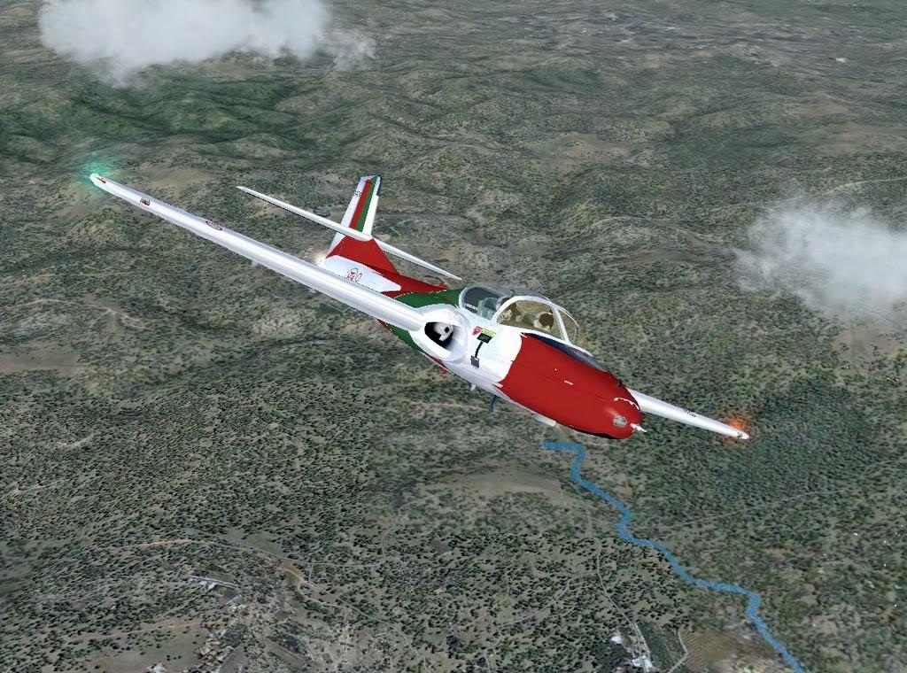 [FS9] - T-37C -  Asas de Portugal (FAP) T-37FAP11