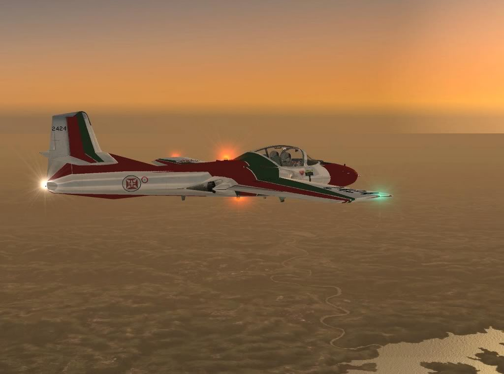 [FS9] - T-37C -  Asas de Portugal (FAP) T-37FAP15