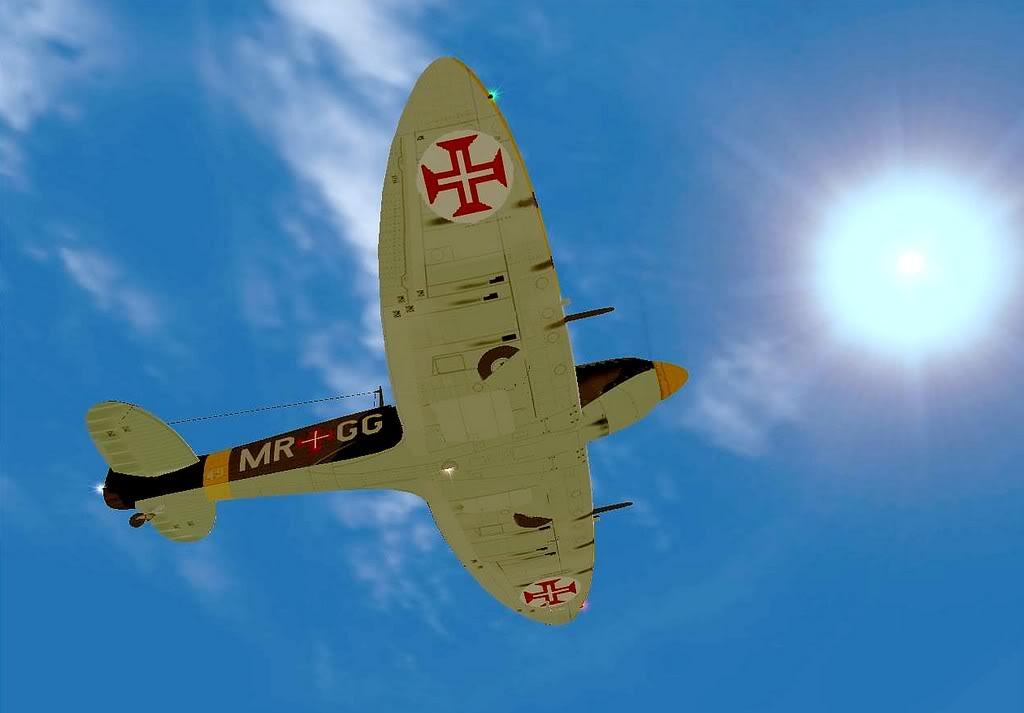 [FS9] Spitfire Mk VB da FAP - Patrulhando no Algarve Screenshot309