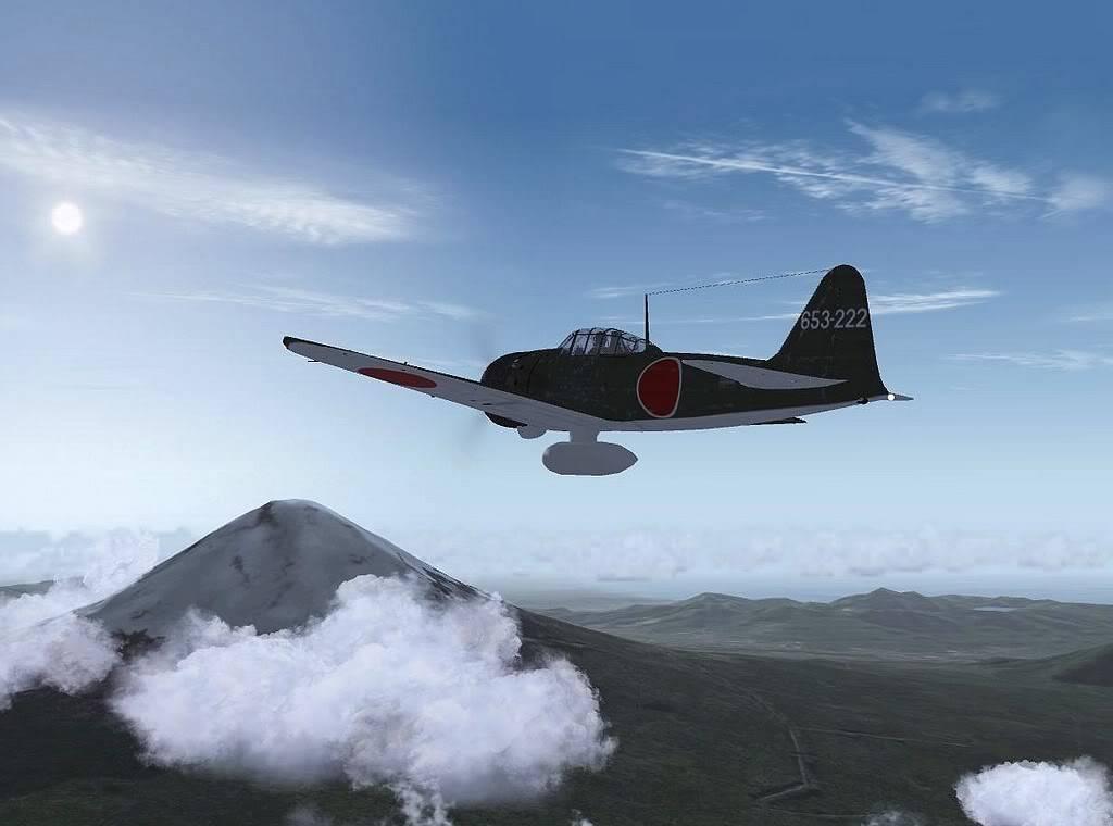 [FS9] - WWII - Simbolos do Império Nipónico Zero01