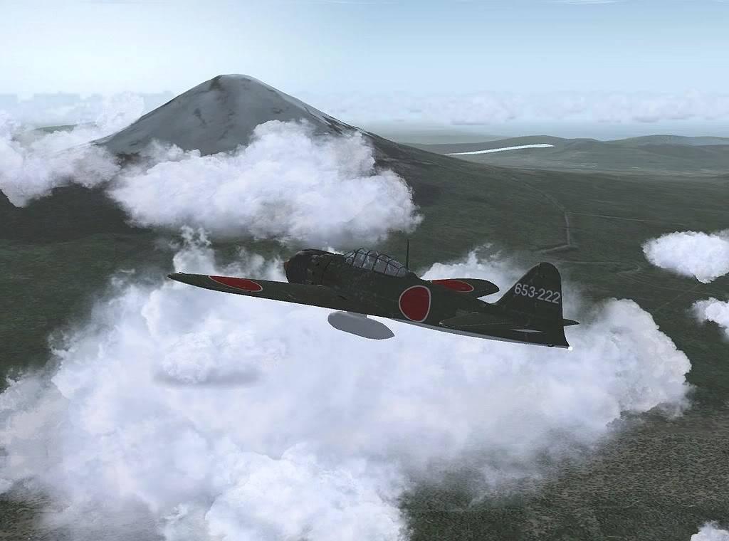 [FS9] - WWII - Simbolos do Império Nipónico Zero02