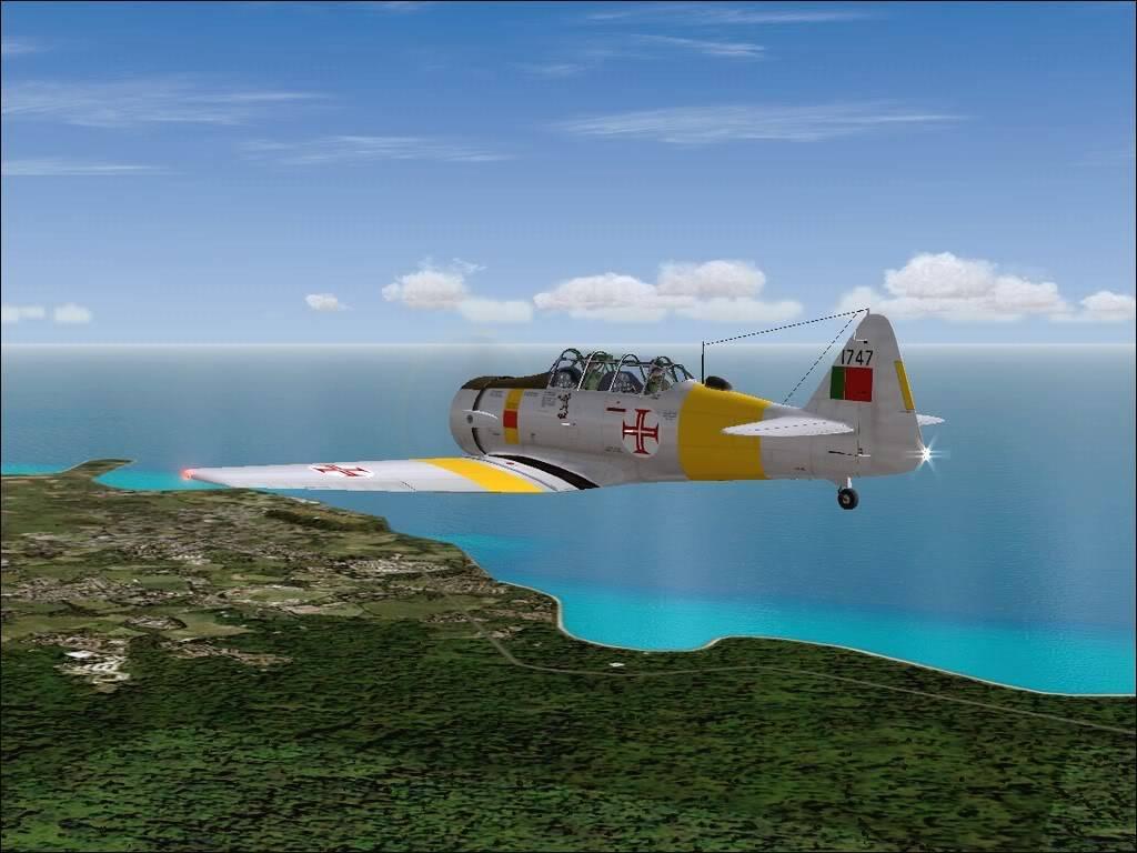 [FS9] - Um pequeno voo com o T-6 Havard T-6_Havard01