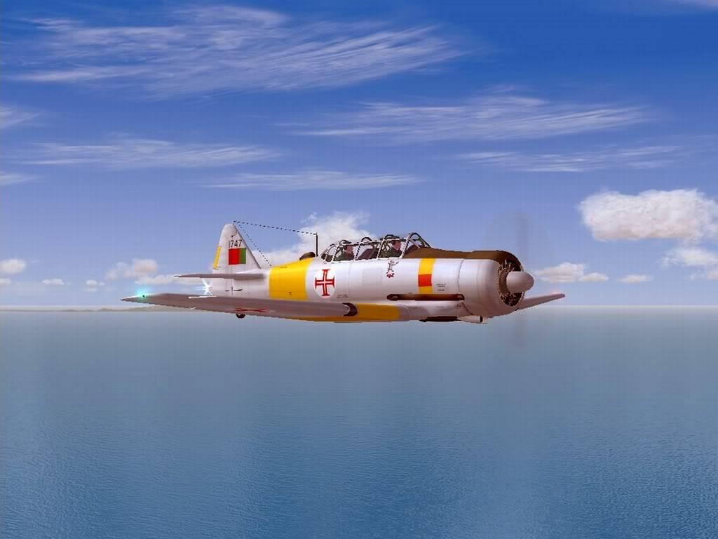 [FS9] - Um pequeno voo com o T-6 Havard T-6_Havard03