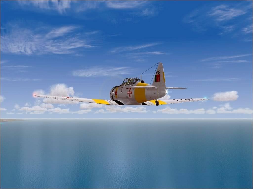 [FS9] - Um pequeno voo com o T-6 Havard T-6_Havard04