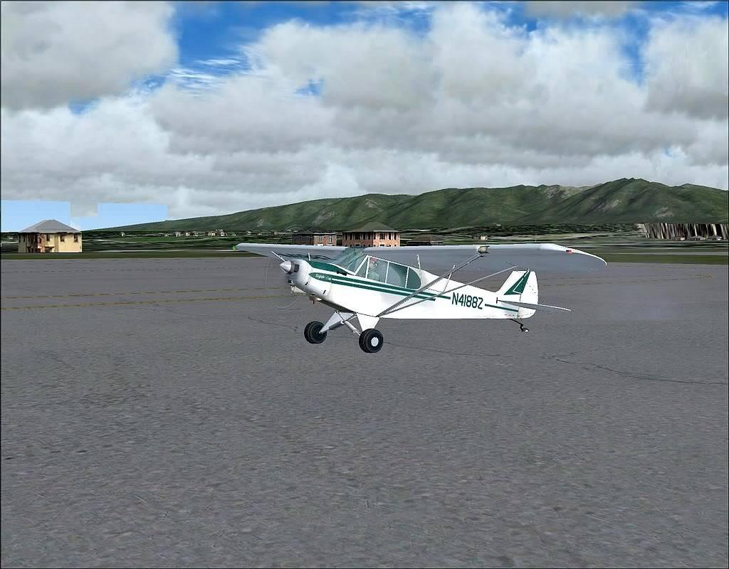 [FS9] - Voando no Alaska com a Piper 18 SuperCub PA15_SuperCub02