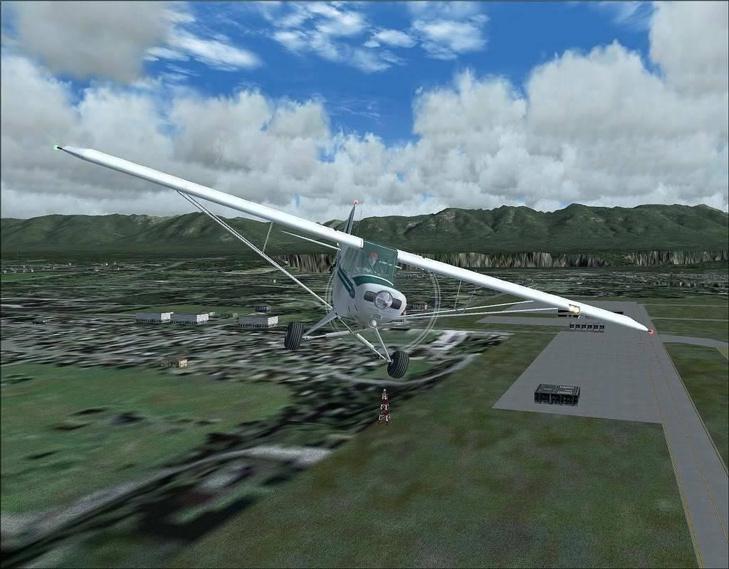 [FS9] - Voando no Alaska com a Piper 18 SuperCub PA15_SuperCub05