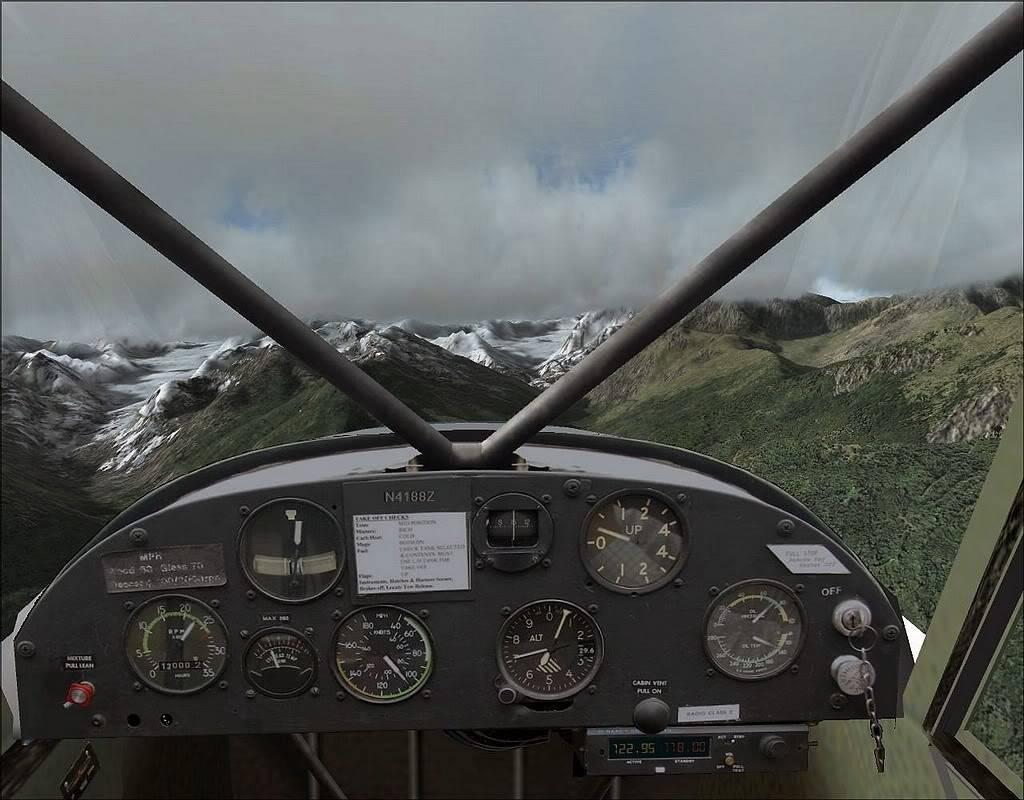 [FS9] - Voando no Alaska com a Piper 18 SuperCub PA15_SuperCub10