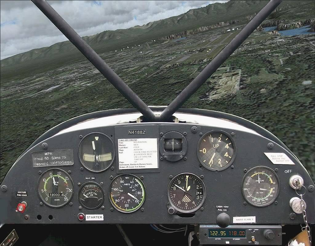 [FS9] - Voando no Alaska com a Piper 18 SuperCub PA15_SuperCub14