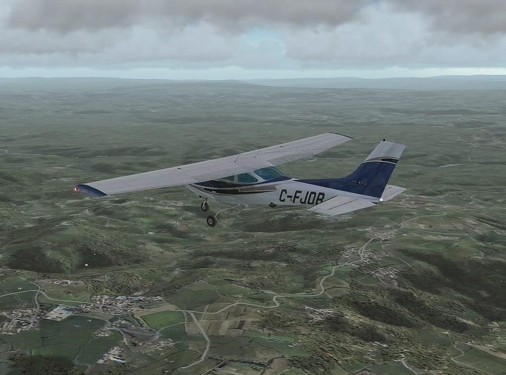 [FS9] - Imagens de voos no fim de semana 721200820-12-27