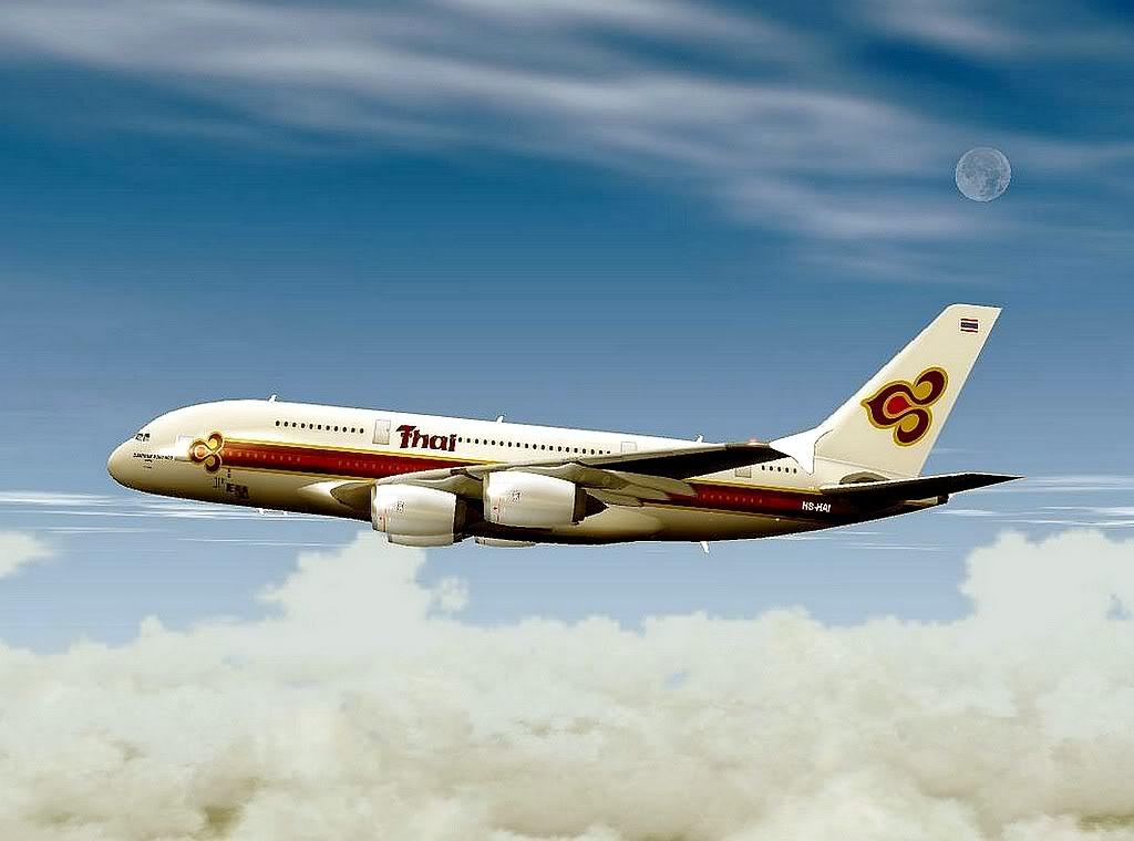 [FS9] - Imagens de voos no fim de semana A380_TAI01