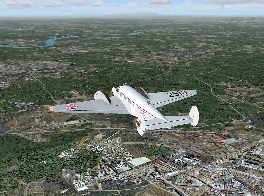 [FS9] - Aeronaves que fizeram fama.... C45_FAP03
