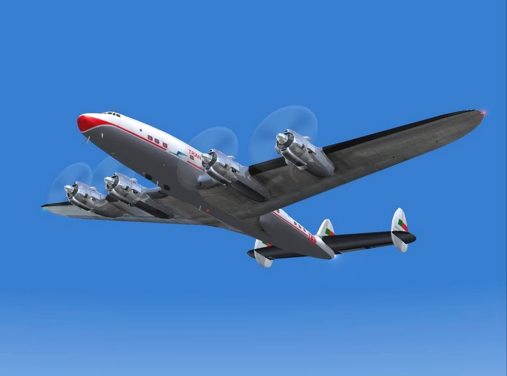 [FS9] - Aeronaves que fizeram fama.... Constellation_TAP05